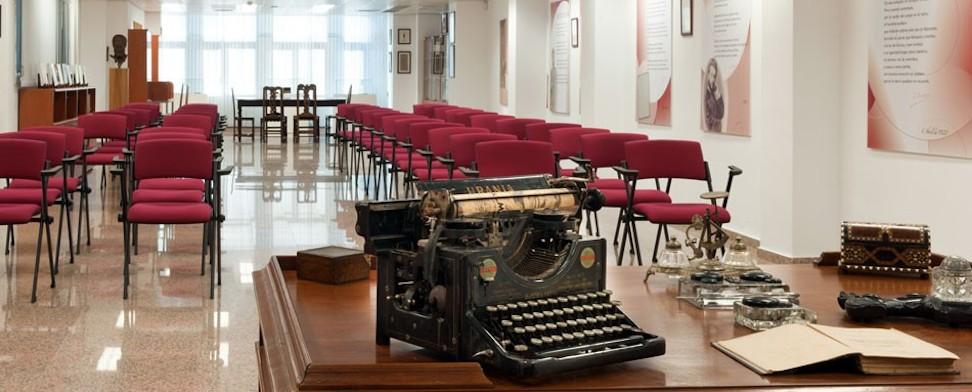 Museo Poeta Domingo Rivero Inicio
